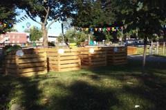 Un projet de compost fait des petits
