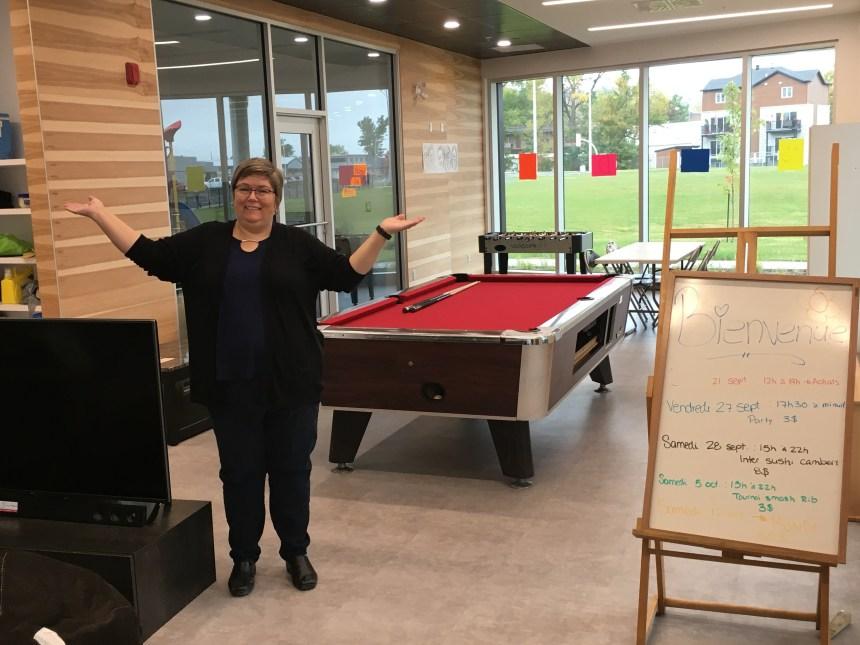 Maison des jeunes de Beauport: nouveau départ au Centre communautaire des Chutes