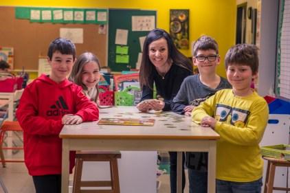 Commission scolaire des Premières-Seigneuries: le succès scolaire des élèves en augmentation