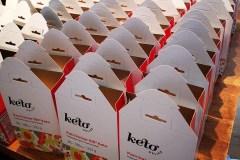 L'Espace Keto se transforme en plateforme virtuelle