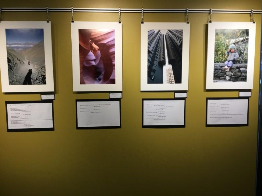Expo photos «D'ici et d'ailleurs» à la bibliothèque Alain-Grandbois