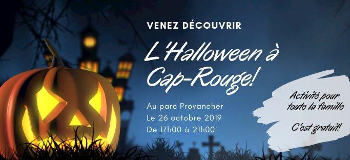 Halloween de Cap-Rouge