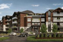 Synchro Immobilier – Projet de 90 condos au Mont Tourbillon