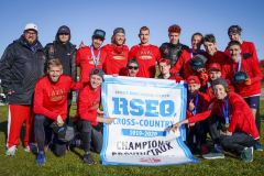 Cross-country – Le Rouge et Or grands champions sur les Plaines