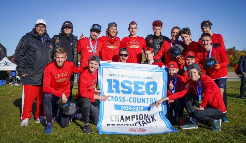 Cross-country – Le Rouge et Or grands champions sur les Plaines