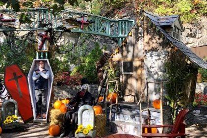 Halloween: Les vampires envahiront le quartier Petit Champlain