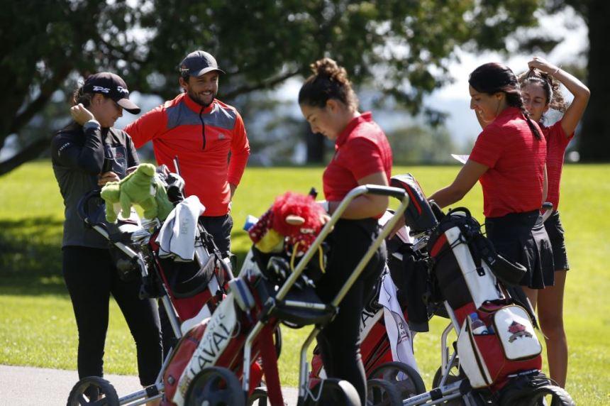 Le Rouge et Or golf règne sur le circuit universitaire provincial