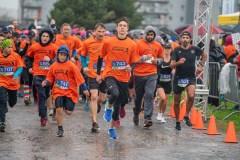 Un franc succès pour la 6e édition de Courir pour l'autisme
