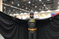 Comiccon: les «geeks» rendent hommage à leurs personnages favoris