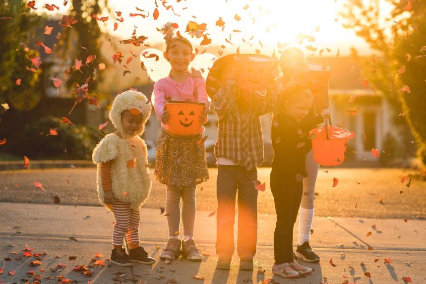 Sécurité à l'Halloween: quelques consignes