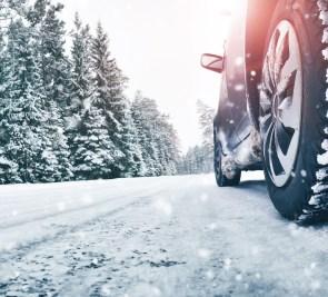 N'oubliez pas: les pneus d'hiver sont obligatoires dès le 1er décembre