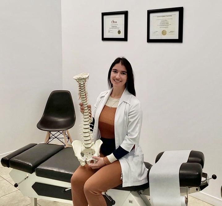 Chiropratique familiale Alexandra Reny