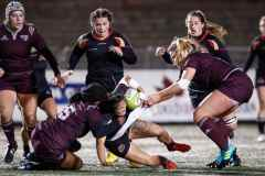 Rugby féminin – Le Rouge et Or s'incline en finale contre Ottawa