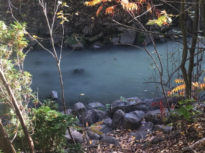 Déversement dans la rivière Beauport