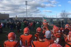 Football scolaire: les Condors disposent facilement de Charles-Lemoyne