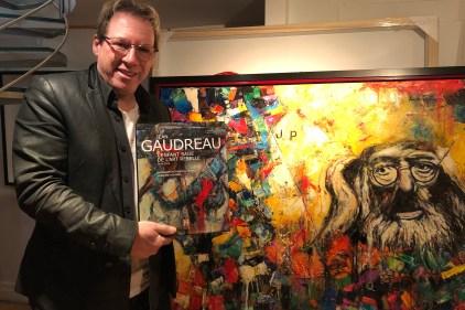 L'enfant sage de l'art rebelle, une rétrospective «nécessaire» pour Jean Gaudreau