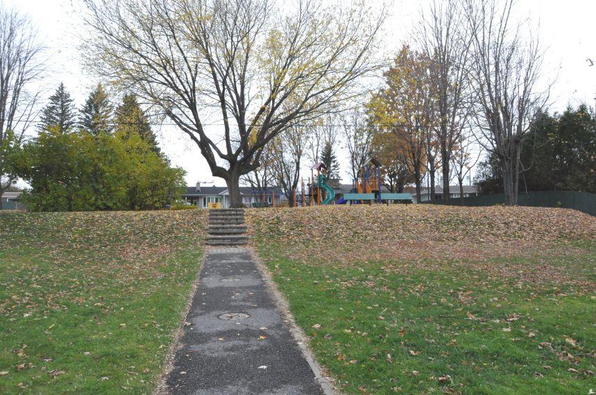 Le parc de la Rigolade préservé