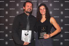 Le Rouge et Or rugby honoré des titres d'athlète et entraîneur de l'année
