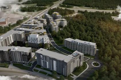 Le Quartier Mosaïque – Un projet de 750M$ dans Lebourgneuf