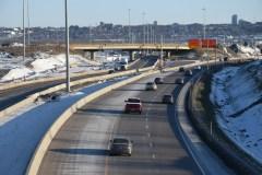 Chantier de l'autoroute Henri-IV – Travaux complétés en 2023