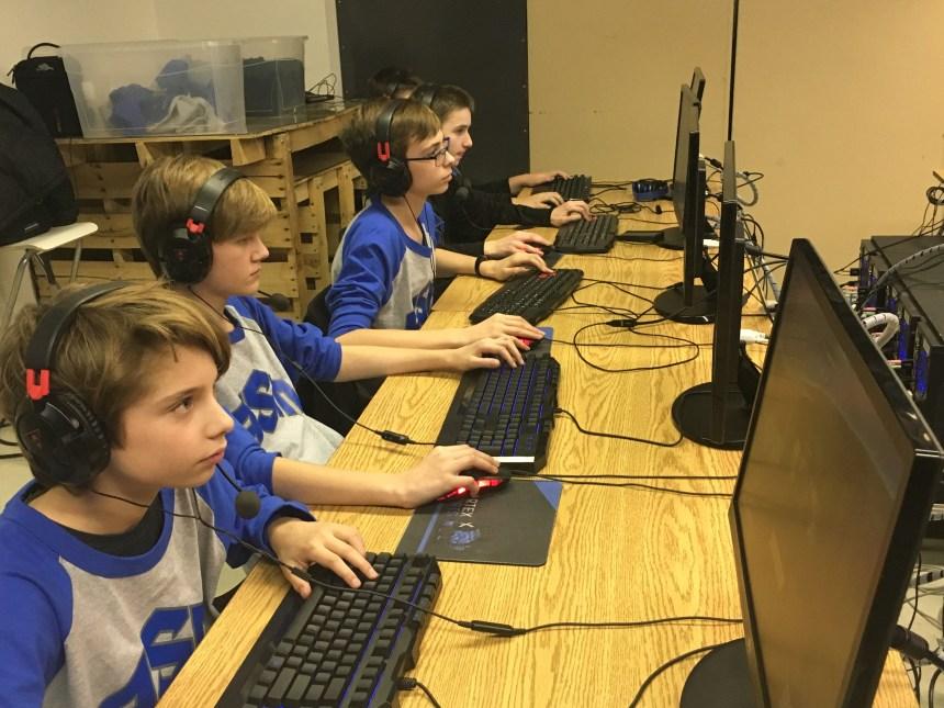 Académie Sainte-Marie: la concentration en sports électroniques se concrétise