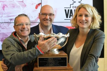55e présentation de la Coupe Vanier : moins de 7000 billets vendus
