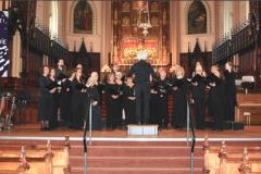 «40 ans – Au temps de Noël» avec l'Ensemble de musique sacrée de Québec