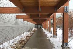 Regroupement et soutien pour la construction en bois