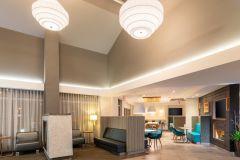 Mise à niveau complétée au Holiday Inn Express