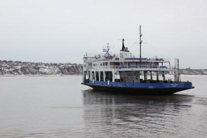 Travaux prolongés à la traverse Québec-Lévis