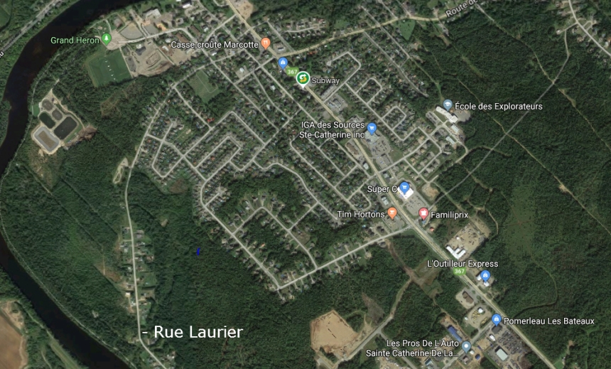 Une rue Laurier jugée sécuritaire pour un élève
