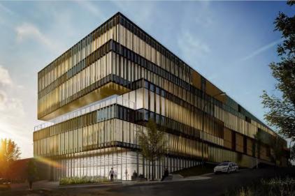 La nouvelle centrale de police, plus gros investissement à Charlesbourg