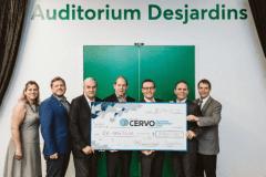 Desjardins donne 1M$ à la Fondation CERVO