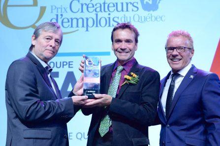 Deux entreprises se démarquent aux Prix Créateurs d'emplois