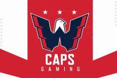 Caps Gaming, une équipe de Esports des Washington Capitals