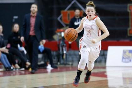 Basketball Rouge et Or: programme double difficile