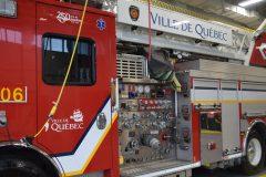 Trois incendies mineurs en quelques heures à Québec