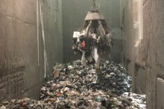 Visite à l'incinérateur de Québec: un potentiel d'énergie à utiliser
