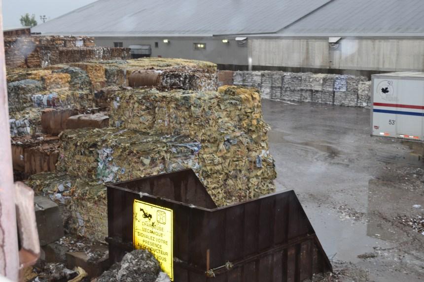 La crise du papier de recyclage: la collecte pêle-mêle pointée du doigt