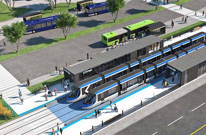 Une étude confirme l'impact positif du tramway à Québec