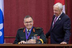 Médaille Premiers Peuples – Hommage au major-général Jocelyn Paul