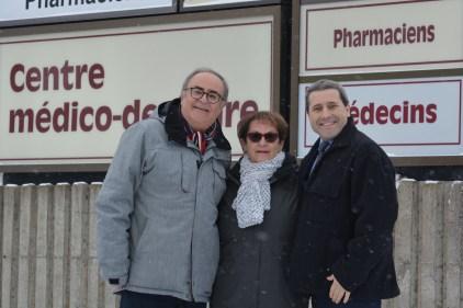 Attribution d'un médecin au Centre médical Beauport: la victoire d'un mouvement citoyen