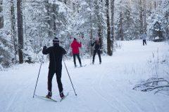 Club plein air de Beauport: 45 ans à profiter des joies de l'hiver