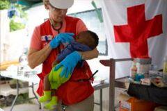 Conférence sur l'histoire de la Croix-Rouge, de son origine à nos jours
