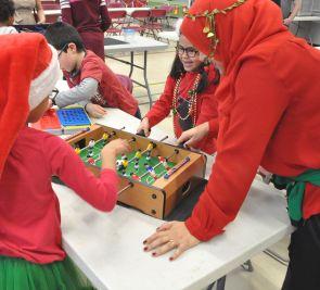 Ressource Espace Familles reçoit 200 personnes à sa Fête des enfants