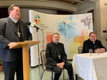 L'archevêque de Québec s'absentera pendant quelques mois