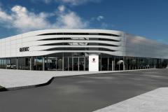 Porsche déménage sa concession vers Sainte-Foy