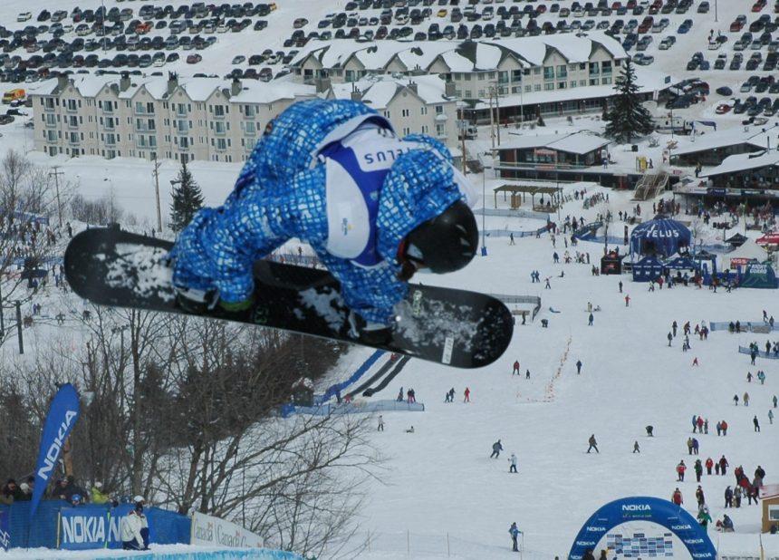Coupe du monde en surf des neiges – Départ difficile pour Sébastien Beaulieu