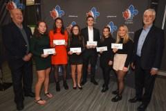 La Fondation de l'athlète d'excellence distribue 15 000$ aux golfeurs de la région