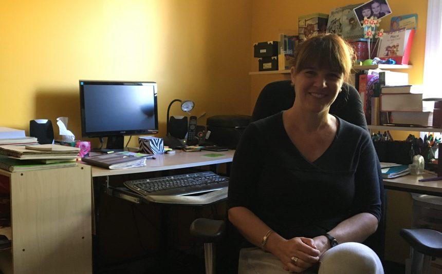 Une auteure jeunesse prolifique à L'Ange-Gardien